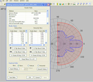AerialView is a fast, highly interactive software application designed for engineers, students, and others interested in the analysis and visualization of antenna radiation patterns.